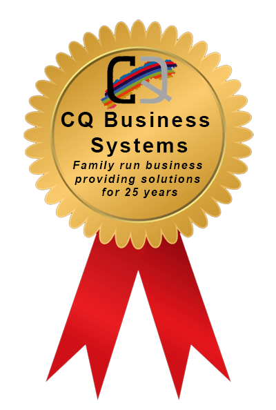CQ Business Systems 25 Years