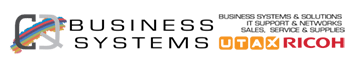 CQ BUSINESS SYSTEMS logo
